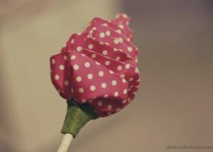 fabric-roses