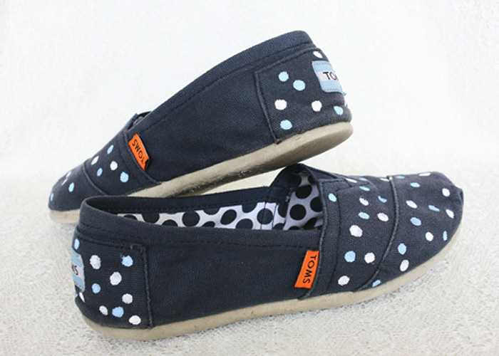 How To Personalize Your Toms Shoes