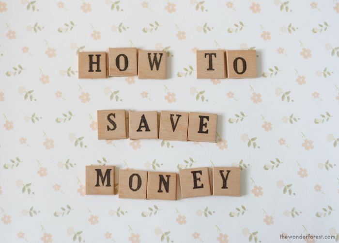 How to save money. Tips from a shopaholic.