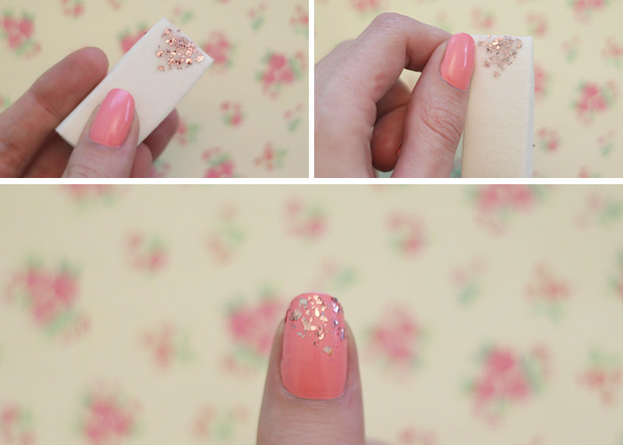 Pink Crush. Nail Polish Tricks!