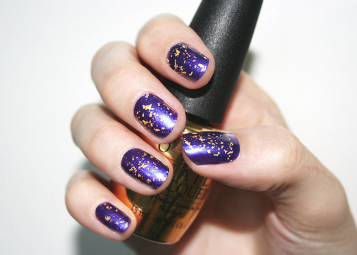 OPI: James Bond 007 Skyfall Collection Review