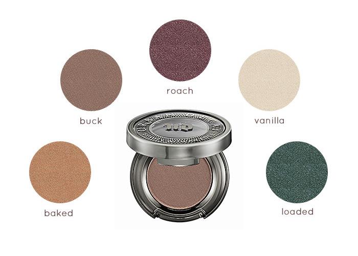 Essential Autumn Eyeshadow