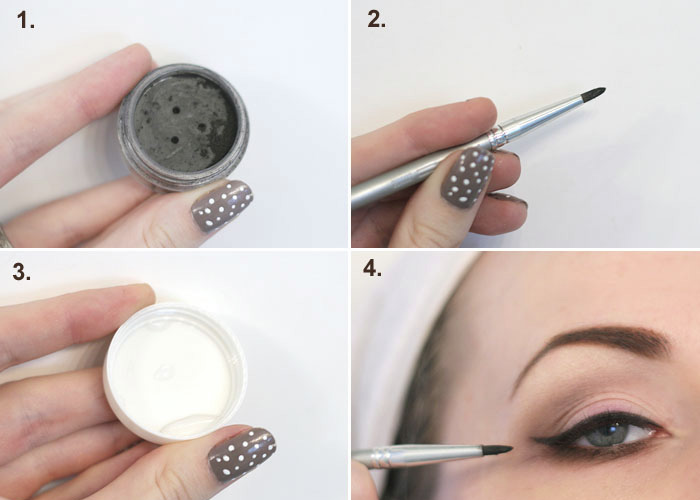The Perfect Line: Mineral Eyeliner