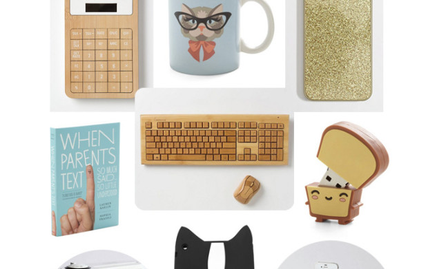 gift ideas for the… chic geek!