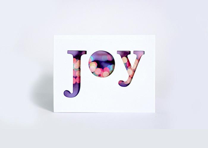 Cut Out Christmas Card DIY!