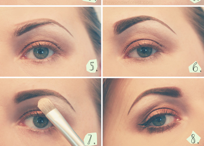 Eyebrow Tutorial: How I Fill My Brows