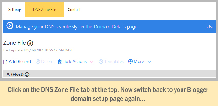 How to Set up a Custom Domain in Blogger The Right Way!