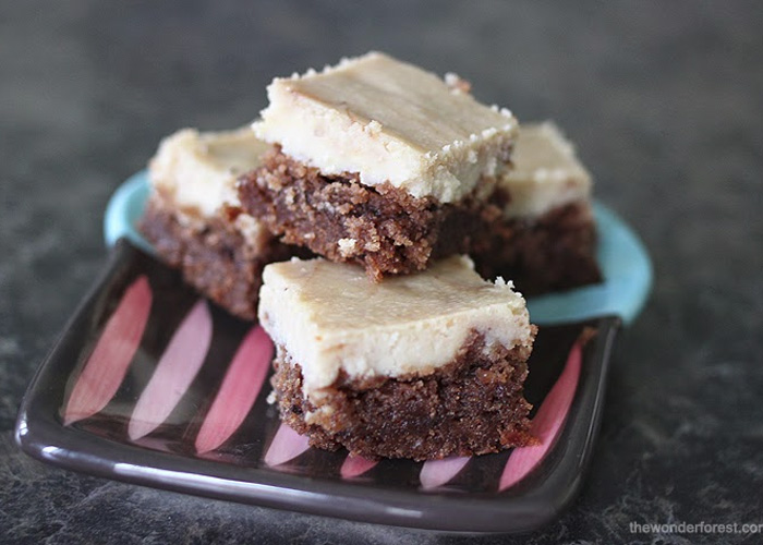 Eat: Cheesecake Brownies. You can thank me later (Recipe)
