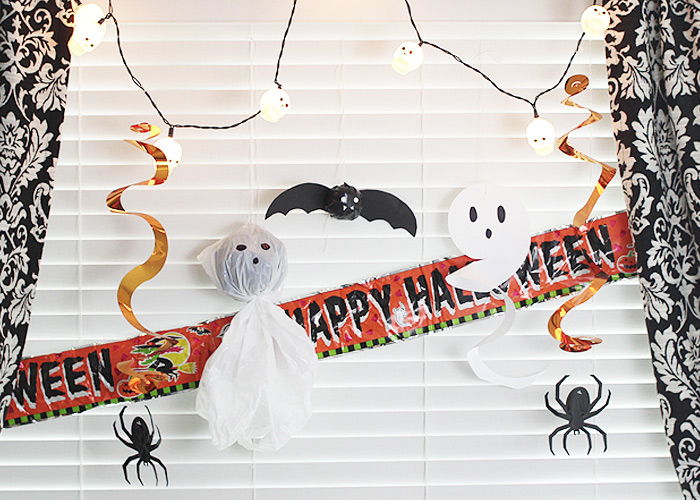 3 Last-Minute Halloween Decorations