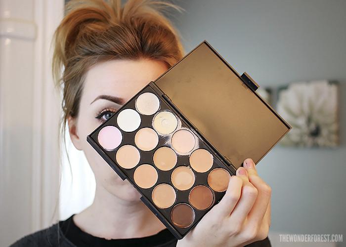 How To Highlight and Contour: Makeup Tutorial