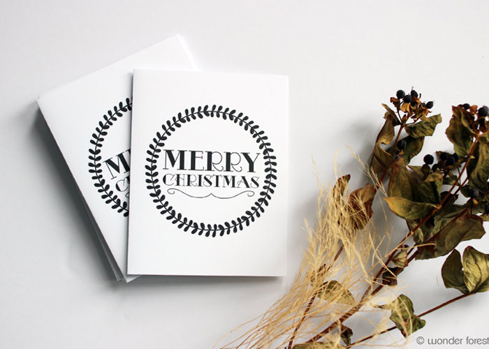New Festive Holiday Cards
