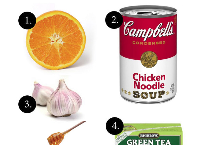 Foods for a Cold: 7 Superfoods for Sickies