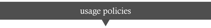 usagepolicies