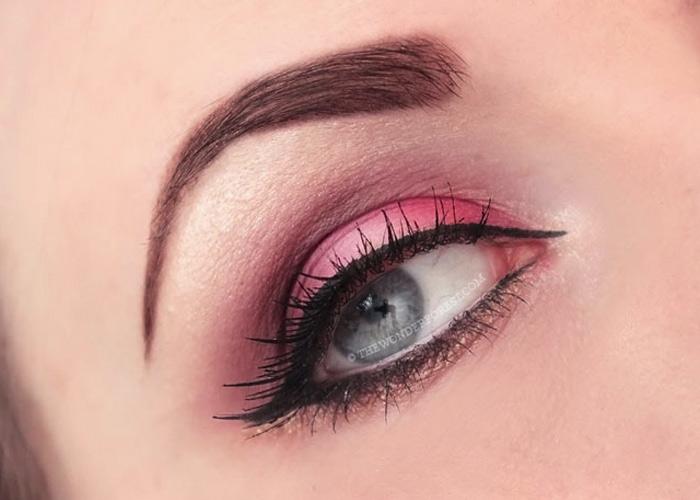 Flirty Pink Valentine S Day Makeup Tutorial Wonder Forest