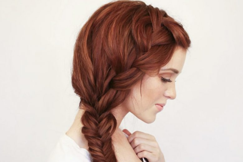 Bohemian Side Braid Festival Hair Tutorial Wonder Forest