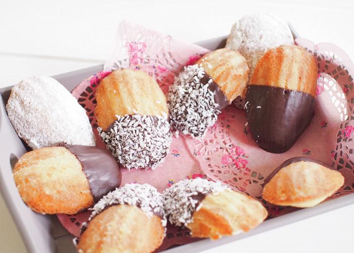 BAKE: Marvelous Madeleines Recipe