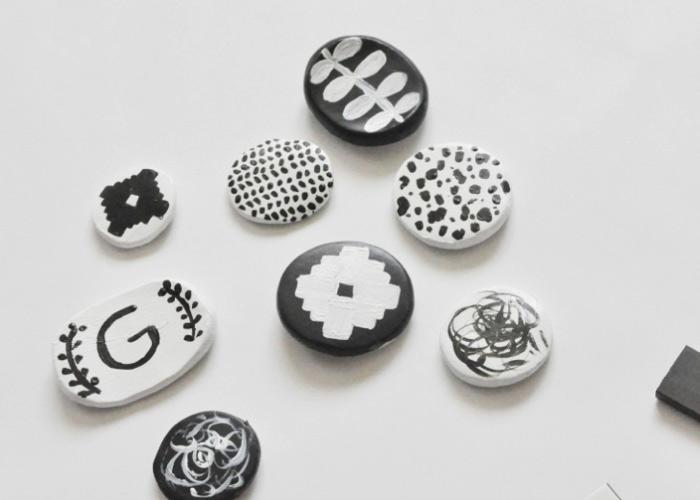 MAKE: DIY Clay Magnets