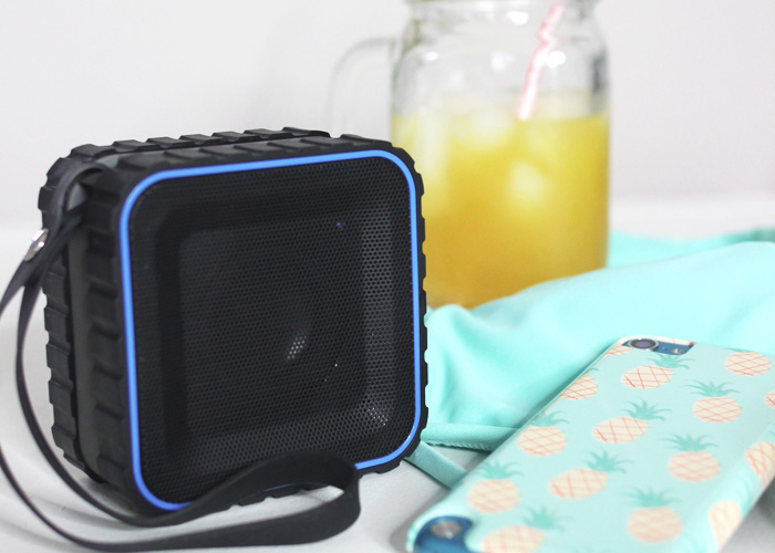 TECH TUESDAY: Splash Proof Bluetooth Speaker