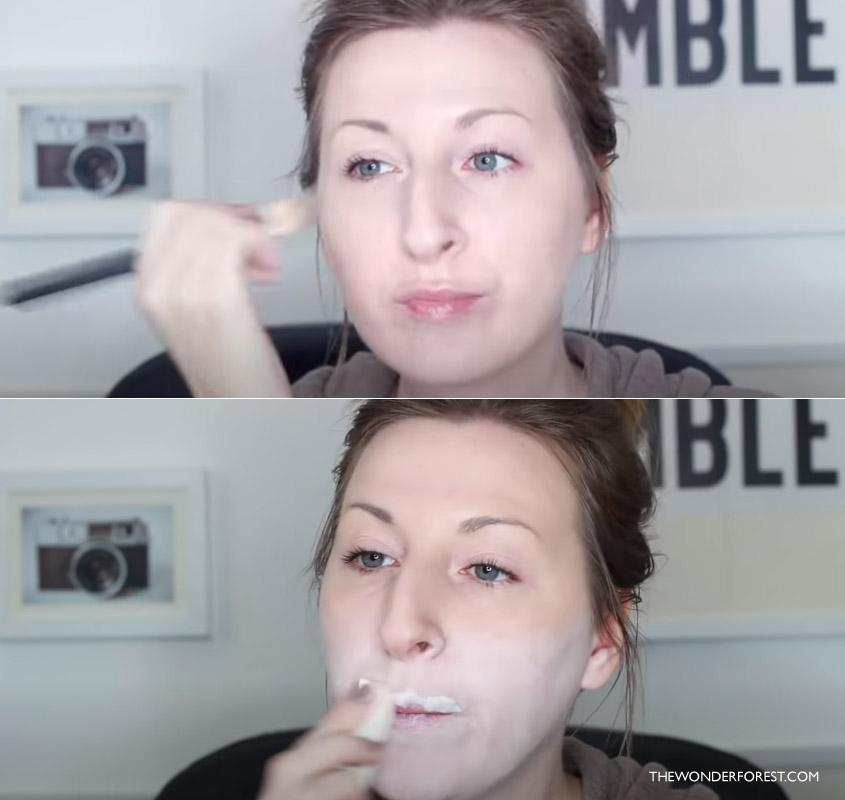 Halloween fox makeup tutorial