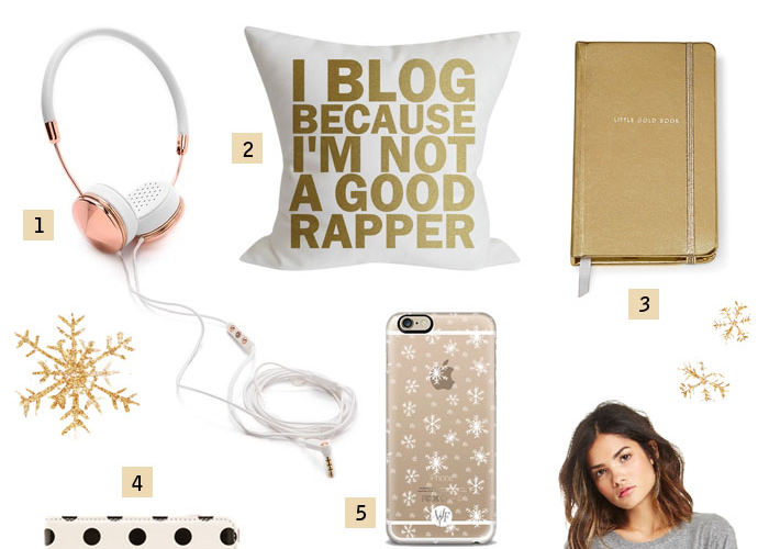 Holiday Gift Ideas: For The Blogger