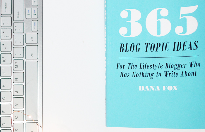 365 Blog Topic Ideas : Get It Now!