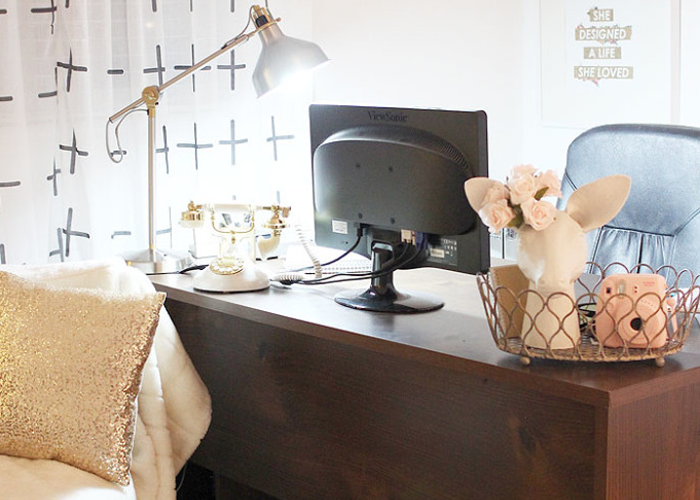 My Office Makeover REVEAL!