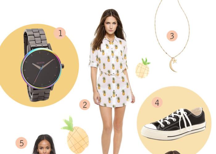 Spring Style Inspiration + A Mega Sale