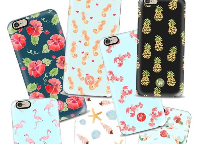 Tech Tuesday: New Summer Case Designs!
