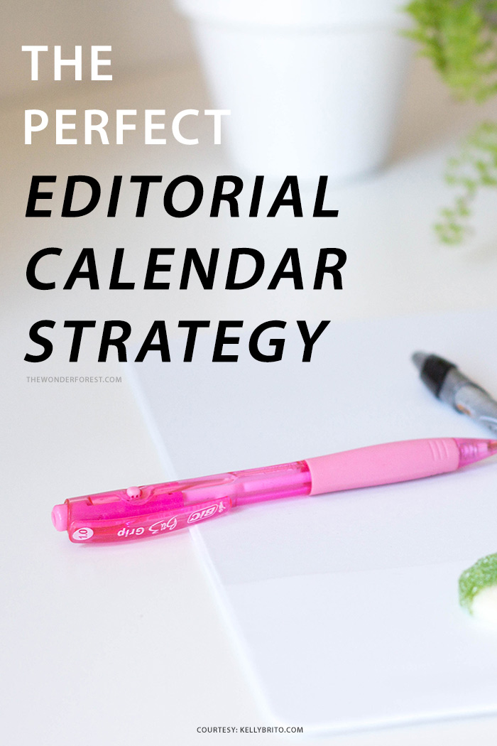 Editorial Calendar For Bloggers and Businesses