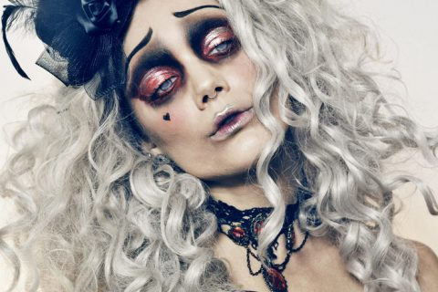 7 Seriously Awesome Halloween Makeup Ideas