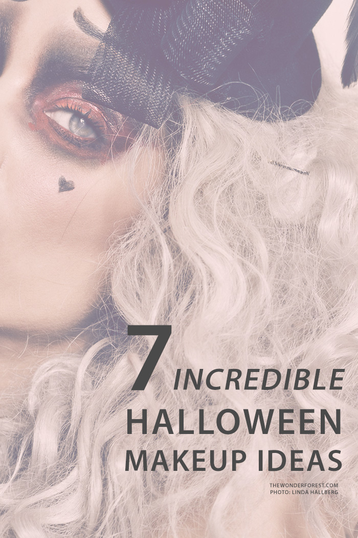 7 Seriously Incredible Halloween Makeup Ideas