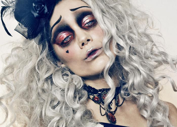7 Seriously Incredible Halloween Makeup Ideas