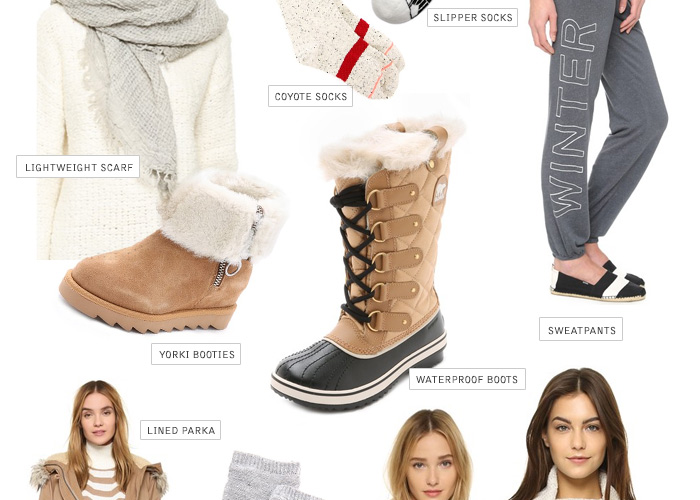 Cozy Winter Essentials Your Closet Needs