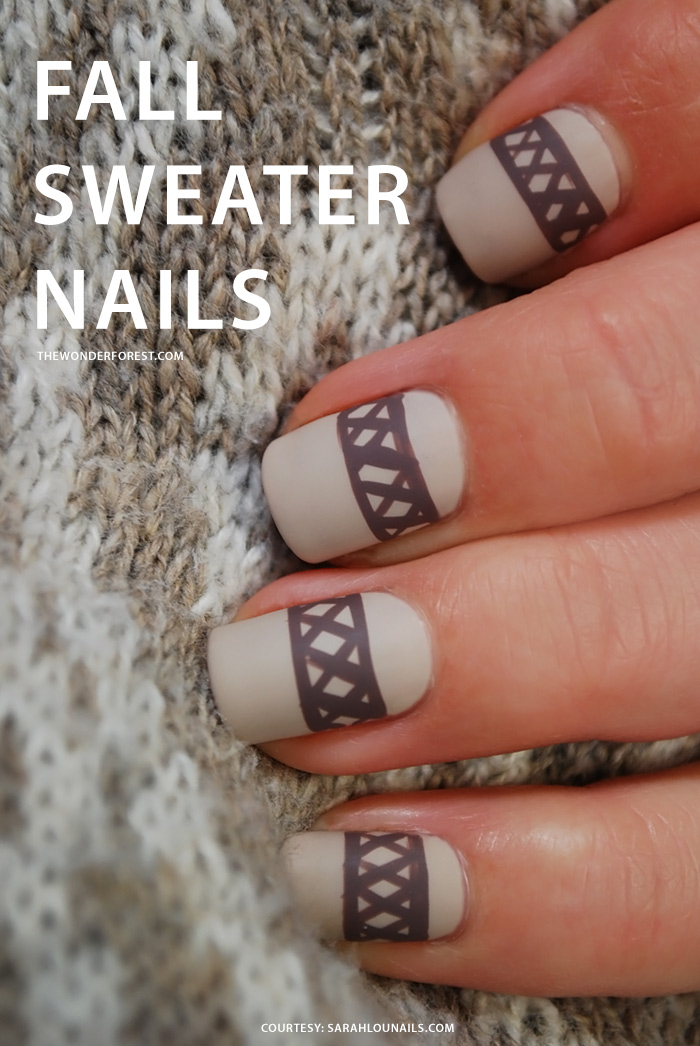 fall-sweater-nails