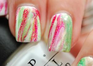 marble-xmas-nails