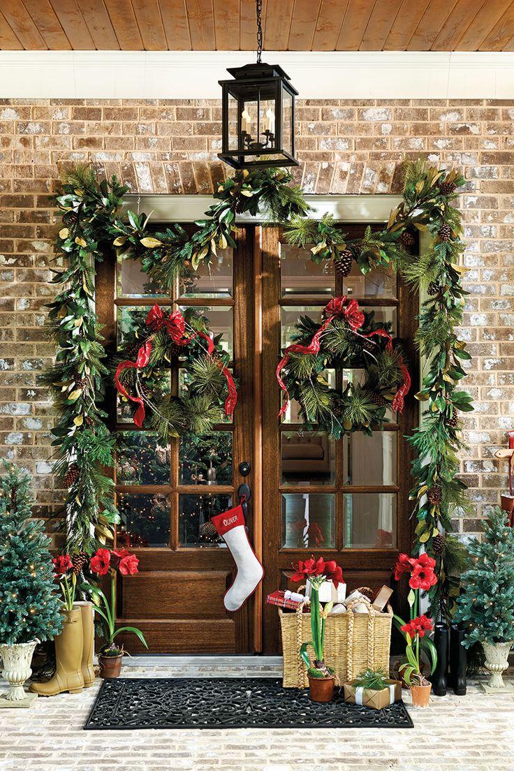 Christmas Wreaths for Door