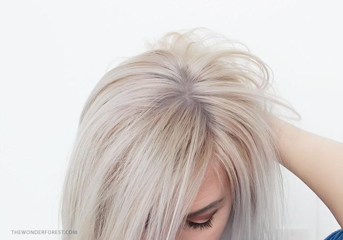 Brass Banishing Diy Hair Toner For Blondes Wonder Forest