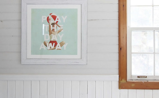 My Cottage Reno: Beach Inspired Art