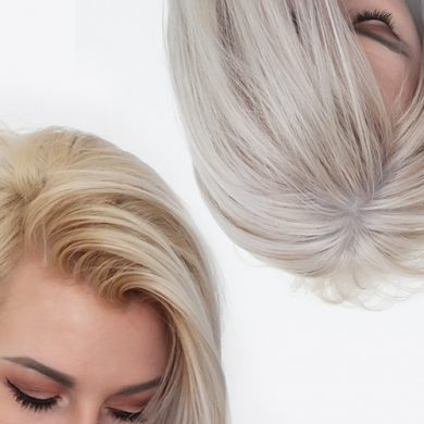 DIY Hair Toner for Blonde Hair
