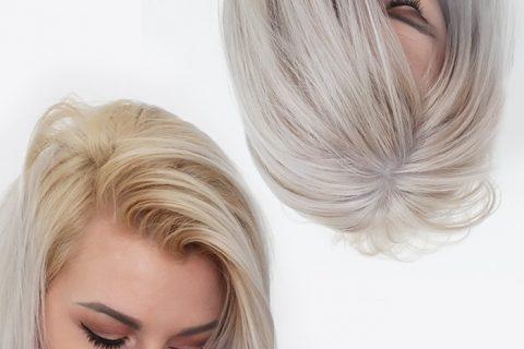 DIY Hair Toner for Blonde Hair