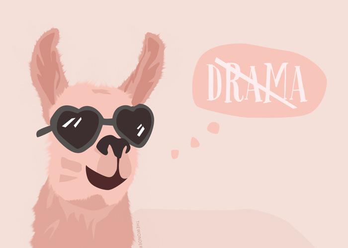 Tech Love: No Drama Llama