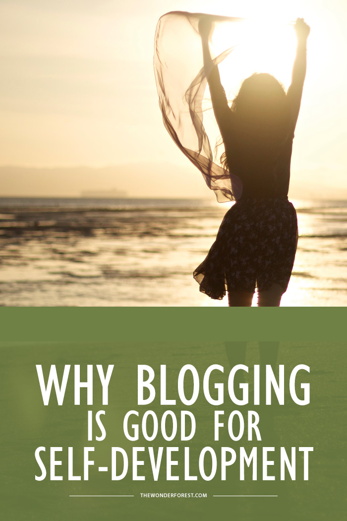 Why Blogging Is Good for Self-Development
