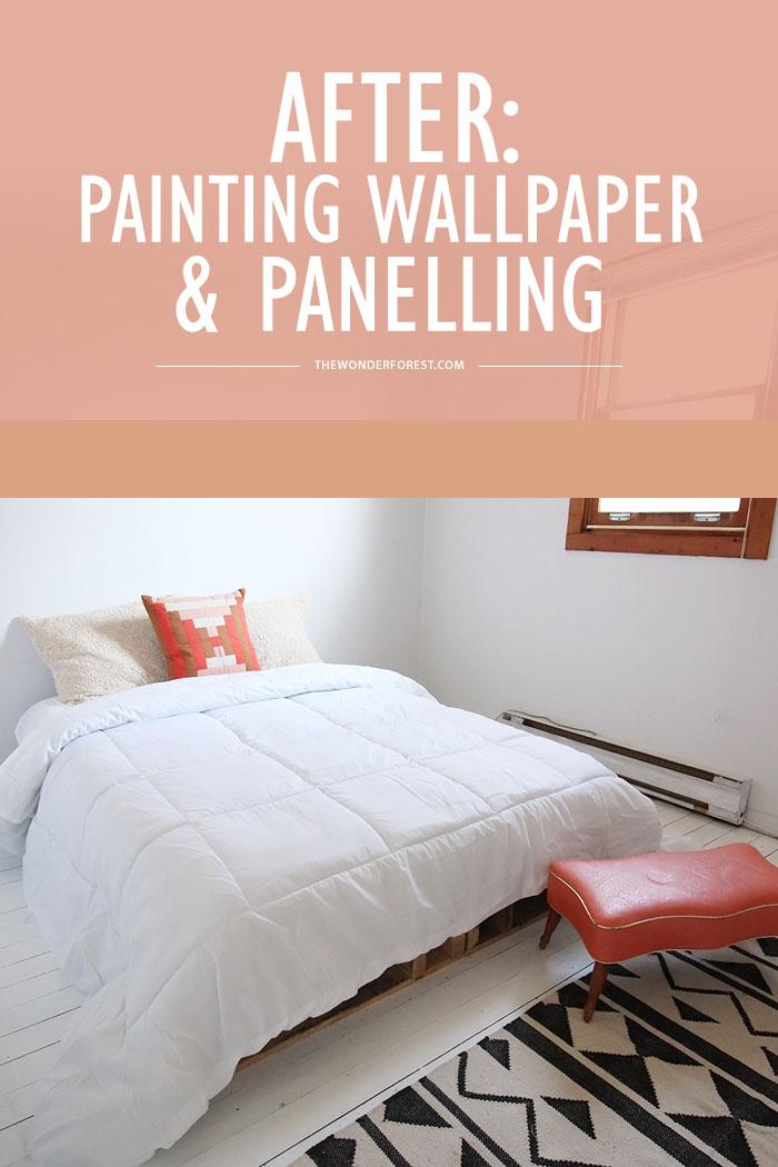A fresh coat of paint goes a LONG way