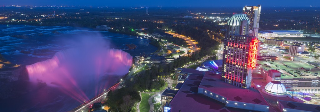 Niagara Falls Skylon Tower View