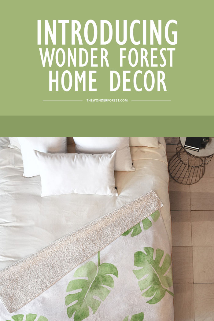 Wonder Forest Home Decor
