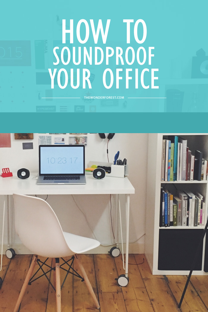 How to Soundproof Your Office