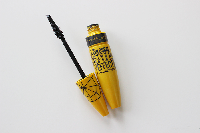 Maybelline Colossal Spider Effect Mascara