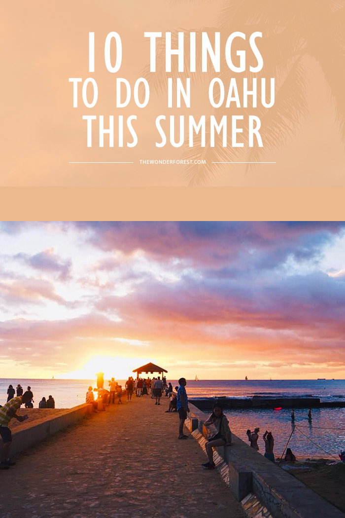 10 Things to Do in Oahu This Summer
