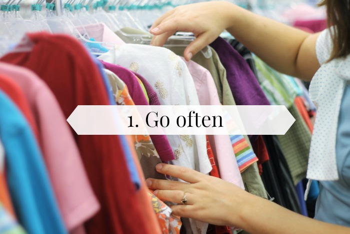 7 Tips for Scoring Great Finds at the Thrift Store