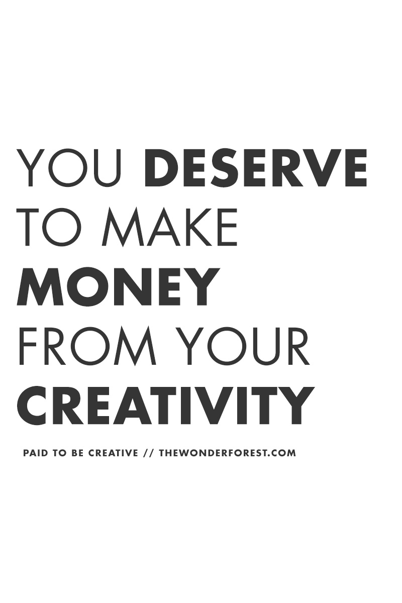 "Free eBook ""Paid To Be Creative"""